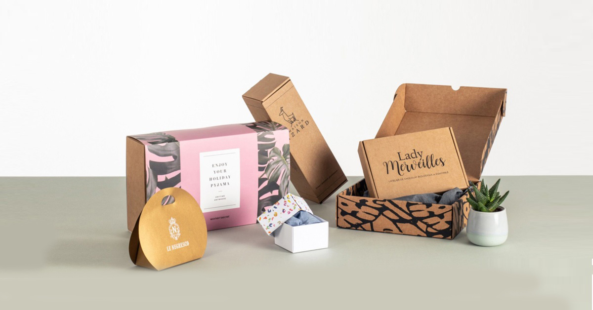 Custom Packaging Boxes for Small Business